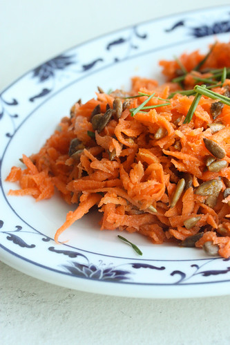 Carrot and Seed Salad (1 of 1)