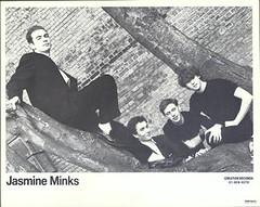 """Jasmine Minks press shot 1984 <a style=""""margin-left:10px; font-size:0.8em;"""" href=""""http://www.flickr.com/photos/58583419@N08/5400636507/"""" target=""""_blank"""">@flickr</a>"""