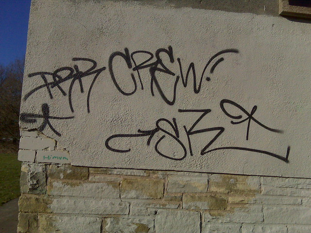 TAG by West Yorkshire Police Graffiti Alerts