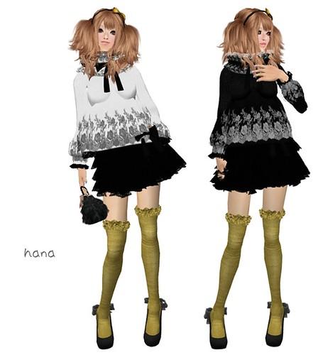 ***Ambrosia***knit tunic