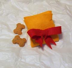 Fold Over Gift Bag