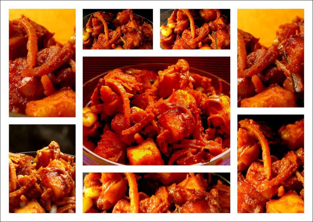 Paneer recipe/Paneer masala/Indian cheese masala Recipe for Happy Lunar New year