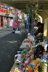 Hongdae flea market