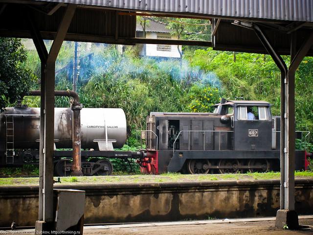 Маленький локомотив