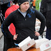 Although the event was for a great cause, many runners found themselves second-guessing their food choices.