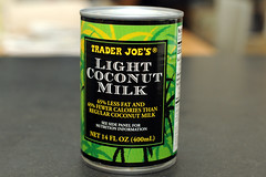 light coconut milk