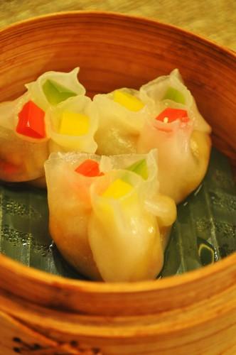 vegetarian dumpling