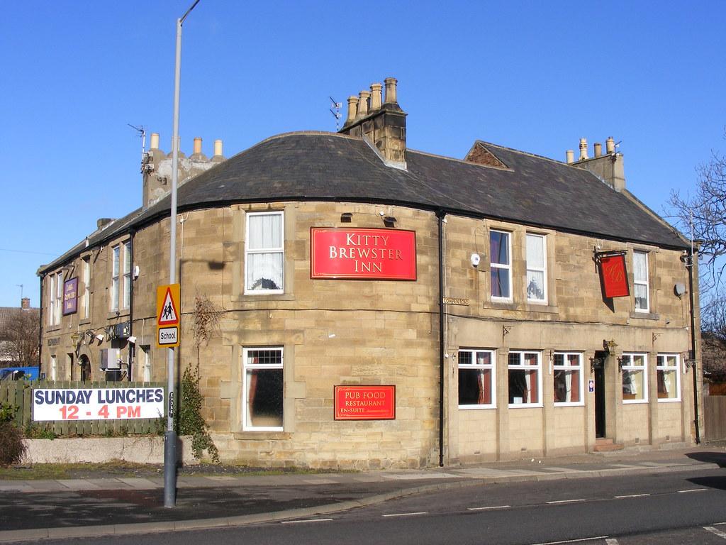 Northumberland: Blyth: KITTY BREWSTER INN