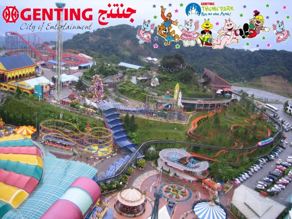 رسوم دخول الاماكن السياحيه في ماليزيا 25