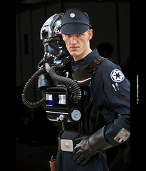 TIE FIGHTER PILOT (iPh4n70M) Tags: show paris france photography star photo starwars costume nikon fighter photographer photographie cosplay manga tie des event photograph tc photowalk scifi wars cosplayer nikkor guerre parc pilot ballade parisian toiles balade pilote photographe parisienne 105mm parisien expositions d700 tcphotography ph4n70m iph4n70m tcphotographie