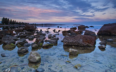 Bluff2edit (Bradlundgren) Tags: sunset south australia southaustralia victorharbor thebluff