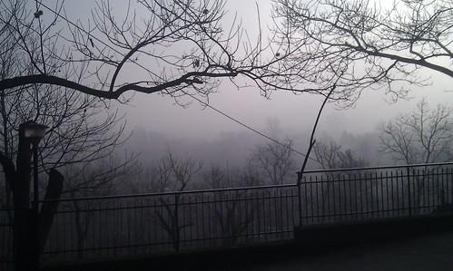 Montoro Superiore Italy Nebbia a Montoro Superiore