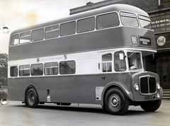 omnibuses 2910 (Andy Reeve-Smith) Tags: roe aec regentv grimsbycleethorpestransport