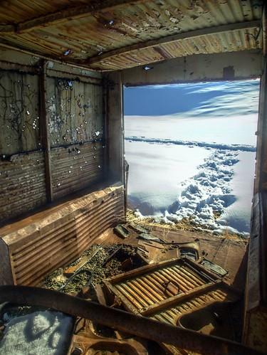 [Epave] Tub sous la neige 5439222253_4da944ce46