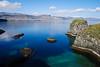 At Arnarstapi (SteinaMatt) Tags: blue sea summer sky rock matt iceland nikon peninsula mesa ísland 2010 arnarstapi snæfellsnes lightroom birdlife 2011 stapi d80 steina vesturland