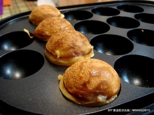 20110212 DIY 章魚燒雞蛋糕_01