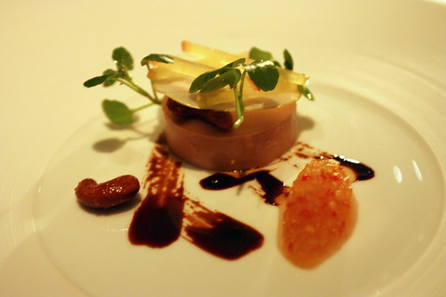 Terrine Of Hudson Valley Moulard Duck Foie Gras