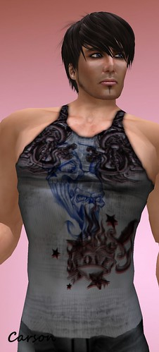 ! GV ! Double Dragon TankTop wifebeater