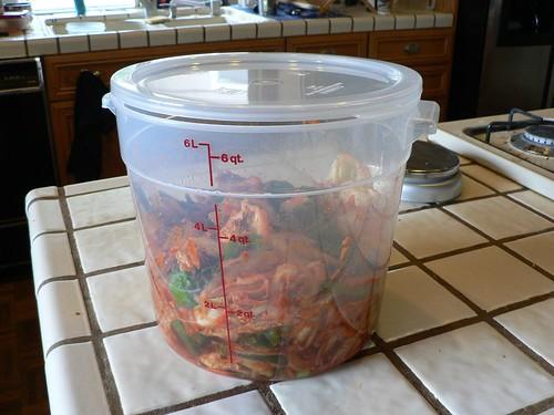 kimchi step 3