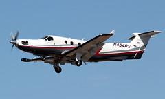 Pilatus PC-12/45 N454PS (ChrisK48) Tags: 2002 airplane aircraft pc12 dvt phoenixaz kdvt pilatuspc1245 phoenixdeervalleyairport n454ps