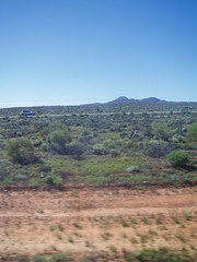 South Australian outback (Figgles1) Tags: railroad train pacific indian railway line southaustralia dirtywindow throughthewindow indianpacific goydersline goyder goyders p2080113