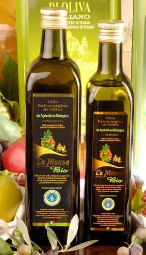 Olio Extravergine di Oliva, Le Mosse Bio a Montefiascone