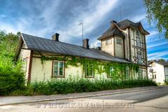 Vanha talo Loviisassa
