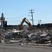 Demolition of Bradlees