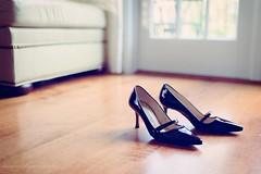 Mary Jane girl (lucyd*) Tags: shoes highheels heels maryjanes stilettos manoloblahnik blackpatent mladari takeninmyhouse