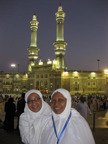 Umrah #2010: Me & mommy