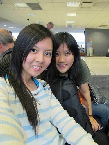 Chee Li Kee and Kah Yenn