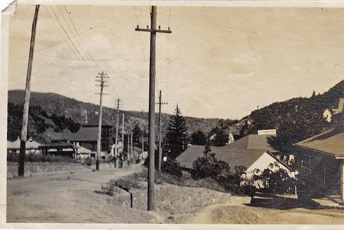 Ute Iron Spring, Manitou Springs, Colorado. 1909.