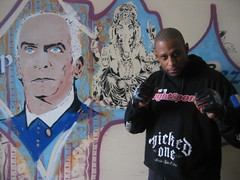 SCORPION 050 MOD (ezp75018) Tags: stencils graffiti cage rage scorpion combat k1 pochoirs freefight ezp sinik lacriz lebanner