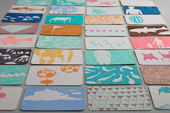 bf_c4 (Studio Fludd) Tags: venice sea summer fish beach project cards graphic handmade drawing craft stationery businesscard feltpen coordinated salinger selfpromotion fludd bananafish studiofludd caterinagabelli