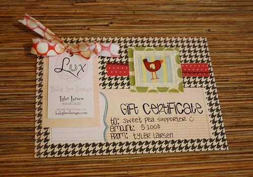 Baby Lux Design Gift Basket