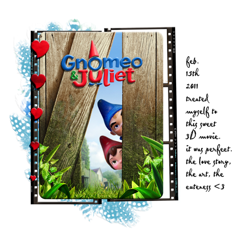 *Gnomeo & Juliet*