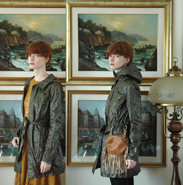 Coat Pull&Bear