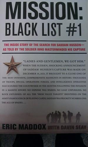 Mission: Blacklist #1