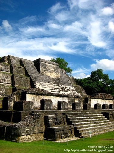 Altun Ha, the Belikin temple