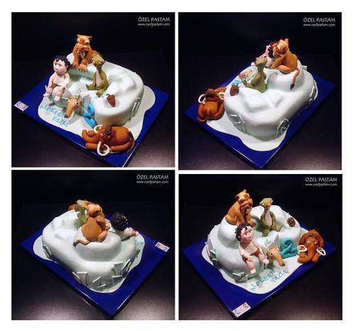 Buz Devri Pastası / Ice Age Cake