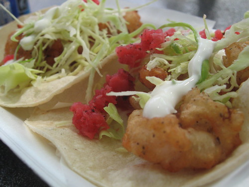 Best Fish Taco In Ensenada