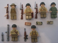 Thanks Milan! (Da-Puma) Tags: world 2 food 1 war lego military custom figures decals