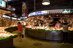Mercat de la Boqueria (TMB Flickr) Tags: barcelona comida fruta spots boqueria ramblas mercat pescadomodernismo