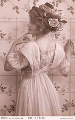 Miss Lily Elsie (pepandtim) Tags: postcard old early nostalgia nostalgic rotary lily elsie hodder 1886 yorkshire actress singer edwardian themerrywidow 1907 1911 bullough 1885 1936 1930 1962 john paul scott darl parker alcatraz prison hypothermia 1937 86le68 belle epoque foulsham banfield