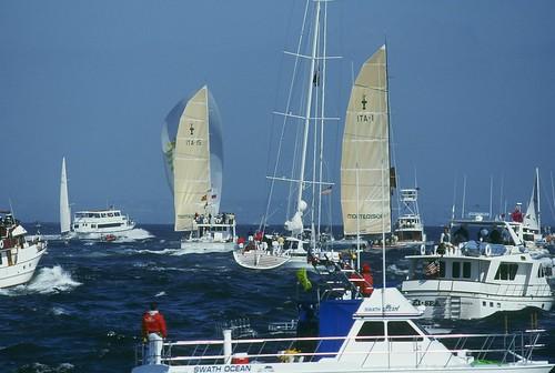sailing sandiego americascup sandiegobay