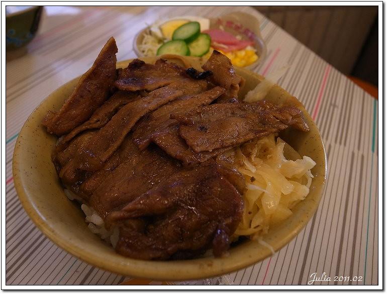 永樂燒肉飯 (4)