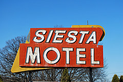 The Siesta (The Berlin Turnpike) Tags: