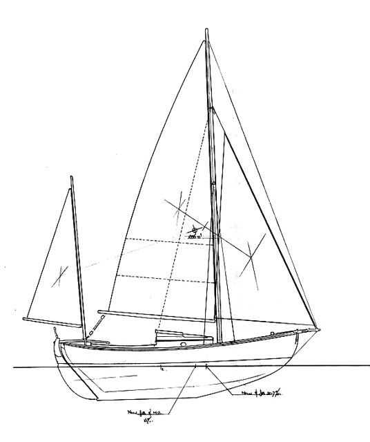 Bermuda Yawl