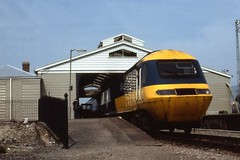 HST Frome 20/4/84 (Stapleton Road) Tags: britishrail hst frome class43 intercity125
