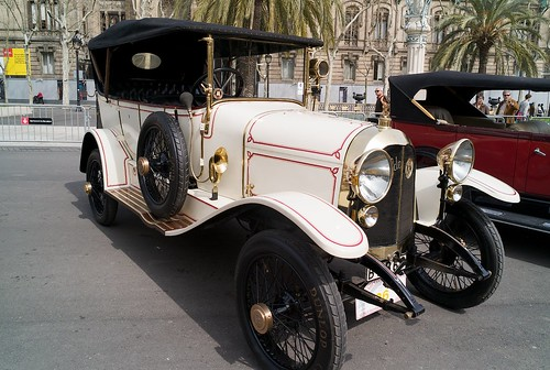 L1047732 - Rally Historic Barcelona Sitges 2010